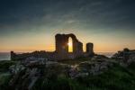 15 Jill Davies Sunset over Botallack_et