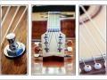 Guitar Triptych by Marie Rollitt_et